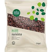 Whole Foods Market - Uvas pasas ecológicas, 250