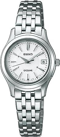 c28fead6fc34 [セイコーウォッチ]SEIKO WATCH 腕時計 EXCELINE エクセリーヌ ソーラー電波修正 日常生活用