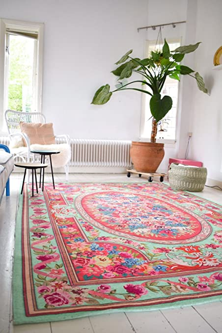 Remarkable Rozenkelim Nl Vintage Look Shabby Chic Look Rug For Lounge Living Room Bedroom Hall And Others Replica 610 225 X155 Cm Home Interior And Landscaping Synyenasavecom