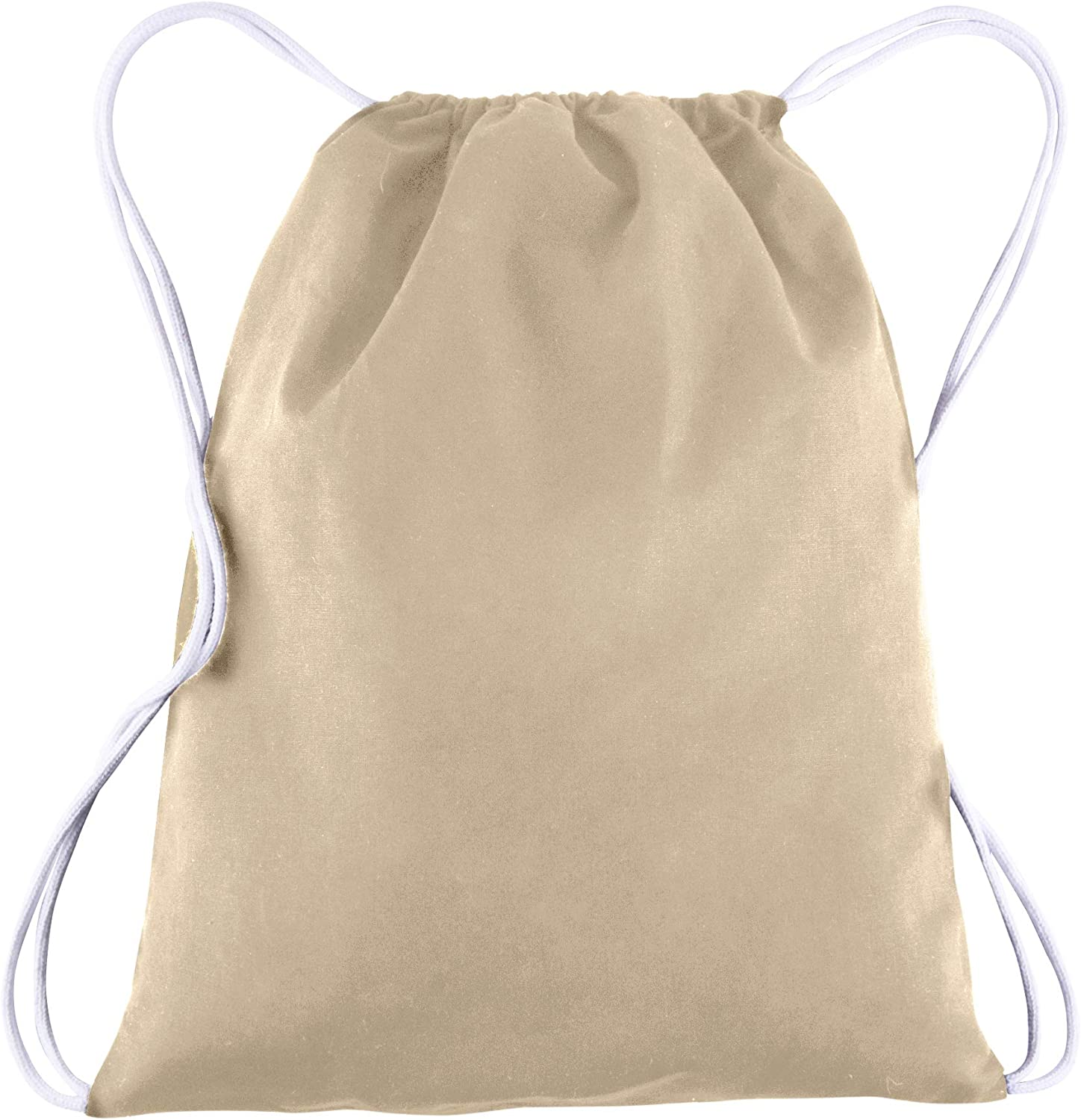 Vermont VT Roots Canvas Backpack Cinch Sack