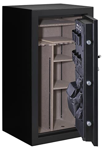 Stack-On A-40-MB-E-S Armorguard 40-Gun Safe with Electronic Lock, Matte Black review