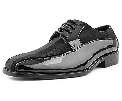 Amazon.com: Amali - Zapatos de vestir Oxford con cordones ...