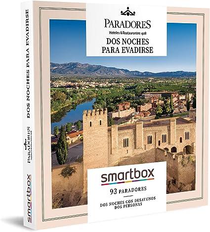 SMARTBOX - Caja Regalo - Paradores: Dos Noches para evadirse ...