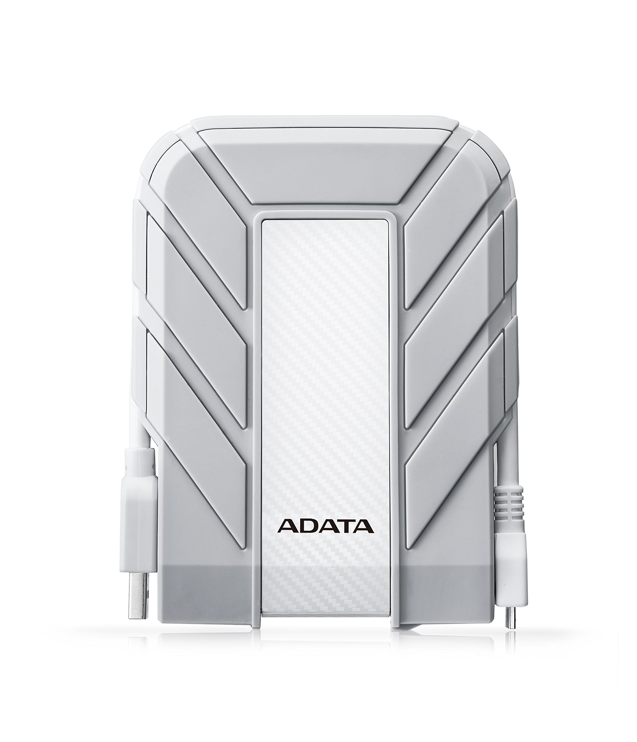 ADATA HD710A 2TB USB 3.0 Waterproof/ Dustproof/ Shock-Resistant Exlusive for Mac External Hard Drive, White (AHD710A-2TU3-CWH) by ADATA (Image #4)