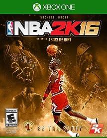 NBA 2K16 - Michael Jordan Special Edition - Xbox One     - Amazon com