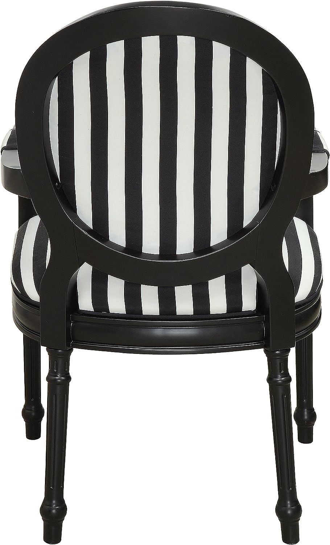 Black//17542 Treasure Trove Accents 17542 Accent Chair