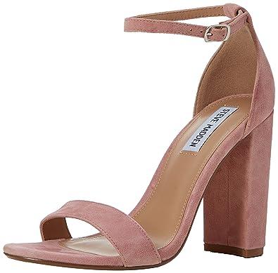 8019aab3797 Steve Madden Footwear Women s Carrson Ankle Strap Sandals