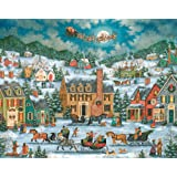 Christmas in Town Advent Calendar (Countdown to Christmas)