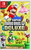 New Super Mario Bros. U Deluxe - Nintendo Switch - Standard edition