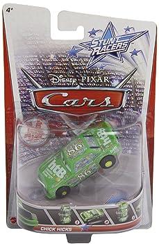 Mattel Disney Pixar Cars Stunt Racers Chick Hicks