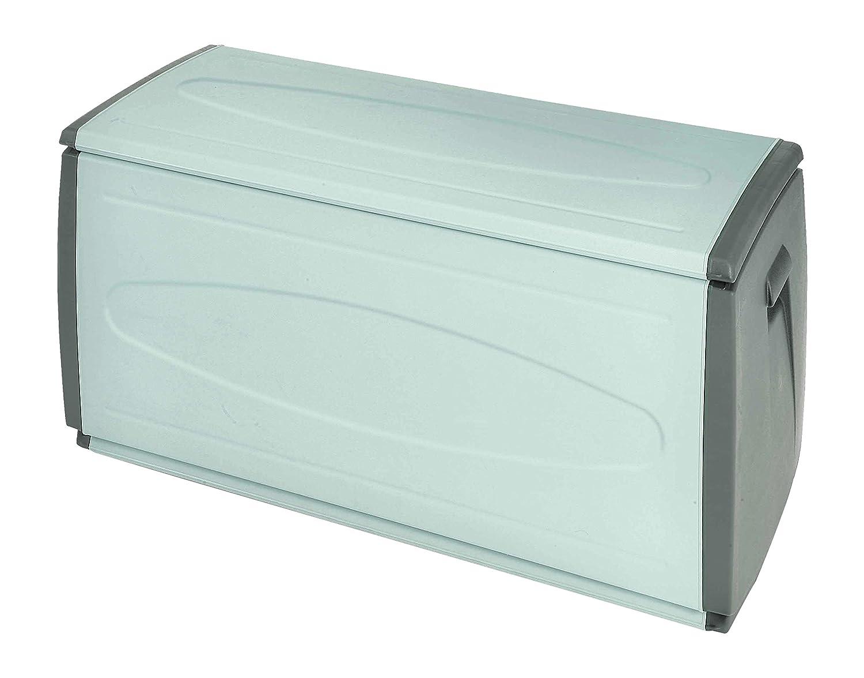 TERRY Prince Box 120 H Baule in Plastica, Grigio Tortora, 120 x 54 x 57 cm