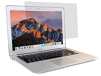MyGadget Protector Lámina Mate Apple MacBook Air 13 Pulgadas Antireflejo - Película de Pantalla HD Superior