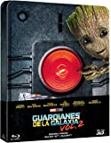 Guardianes De La Galaxia 2 (Steelbook) [Blu-ray]