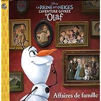 Disney La reine des neiges L'aventure givrée d'Olaf : Affaires d