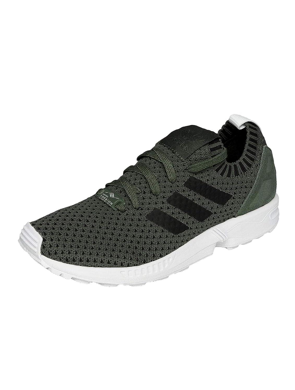 Adidas Damen Schuhe Turnschuhe ZX Flux PK W grau 39 1 3