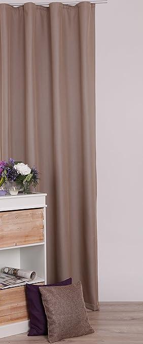 Thermo rideau moderne et cOSY hOME jacquardstoff effet lGA sans ...