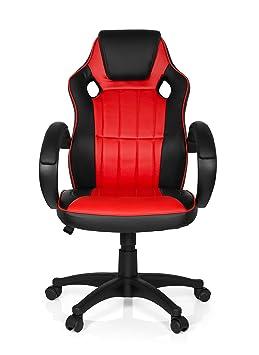 59 100PolycotonNoirrouge125 X De Mybuero Cm Zone Gaming 49 Chaise Bureau Spécial Pro nk08ZwNOPX