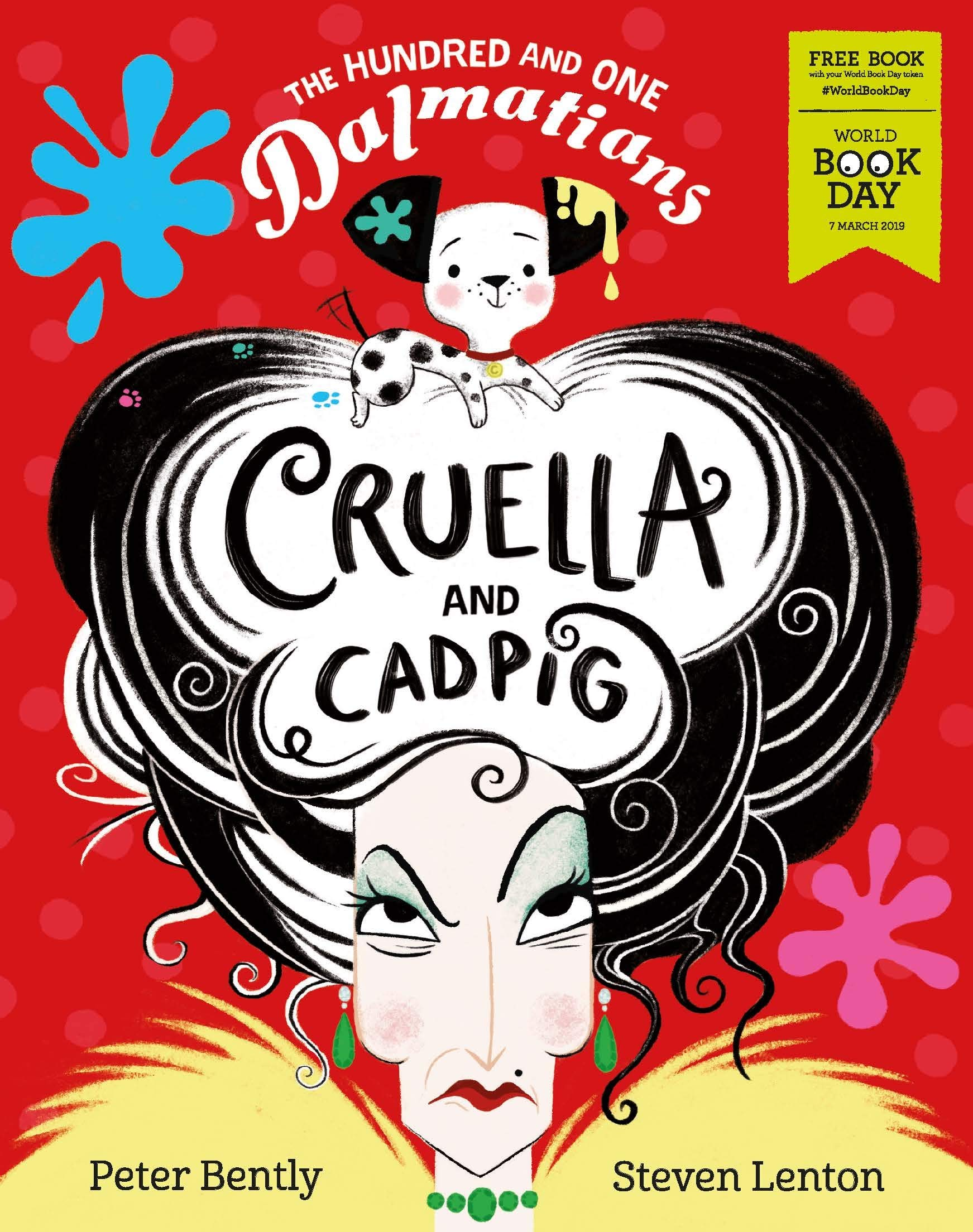The Hundred and One Dalmatians: Cruella and Cadpig – World Book Day 2019
