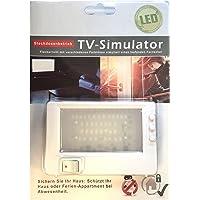 Simulateur TV LED compact 37LED Protection anti-effraction factice factice Faux TV de télévision