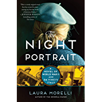 The Night Portrait: A Novel of World War II and da Vinci's Italy book cover