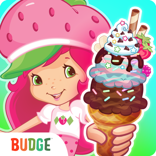 (Strawberry Shortcake Ice Cream Island)
