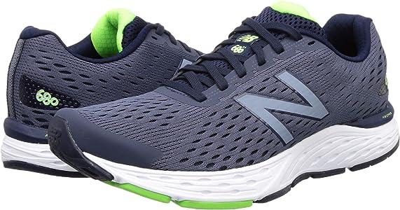 New Balance 680 V6 Cushioning, Zapatillas para Correr para Hombre, Pigmento RGB Verde, 38.5 EU: Amazon.es: Zapatos y complementos