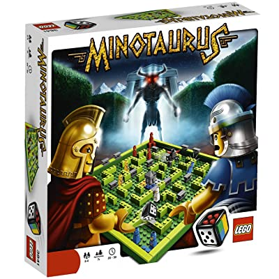LEGO Minotaurus Game (3841): Toys & Games