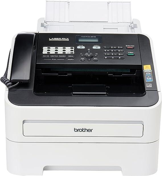 Brother Renewed RFAX2840 High Speed Mono Laser Fax Machine (Renewed)