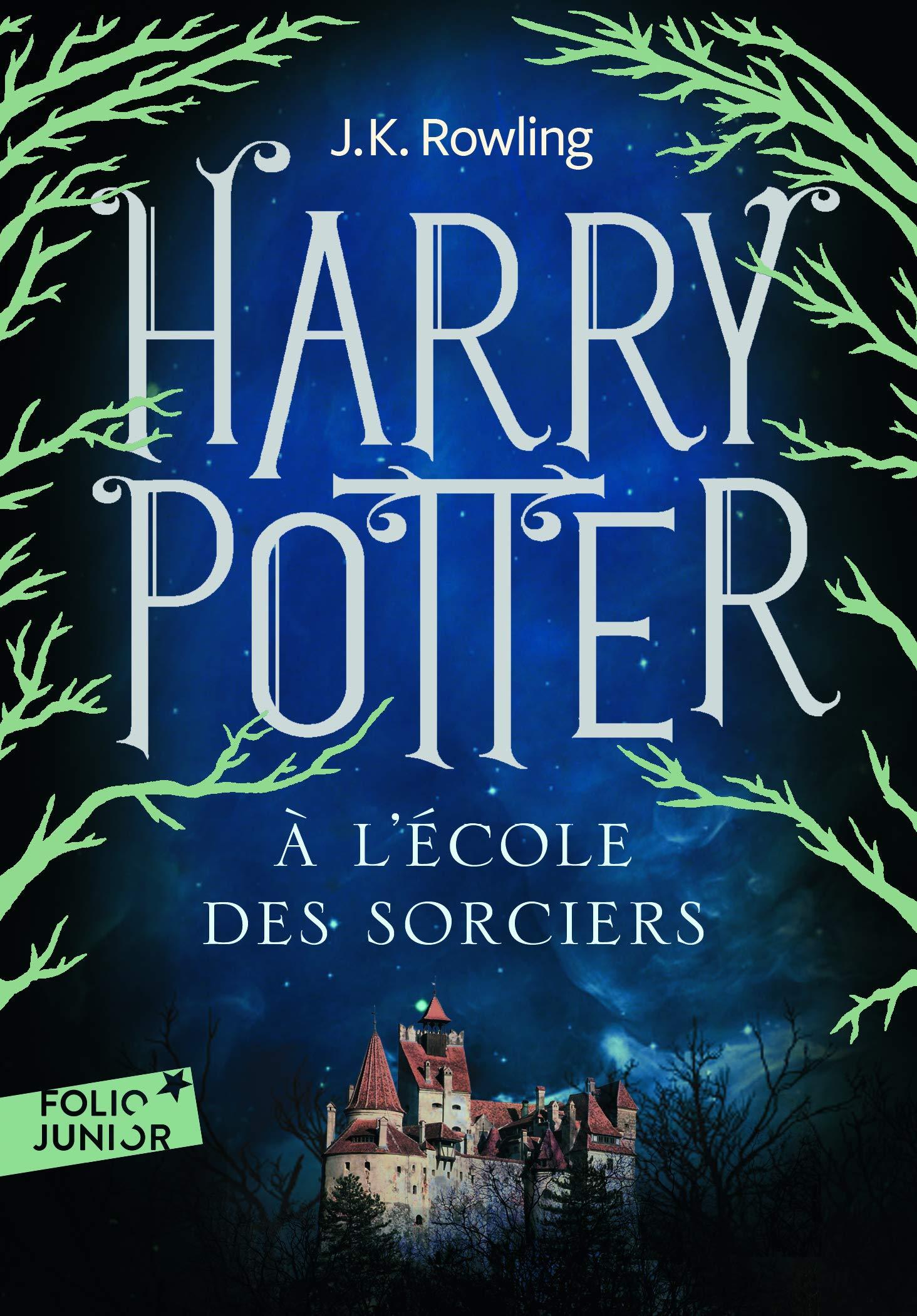 Amazon.fr - Harry Potter, I : Harry Potter à l'école des sorciers -  Rowling, J. K., Ménard, Jean-François - Livres