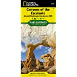 Escalante Canyons: National Geographic Trails Illustrated Utah (Ti - Other Rec. Areas)