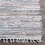 Safavieh Rag Rug Collection RAR125B Hand Woven