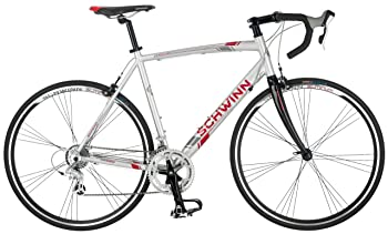 Schwinn Men's Phocus 1600 700C Drop Bar Road Bike - 2