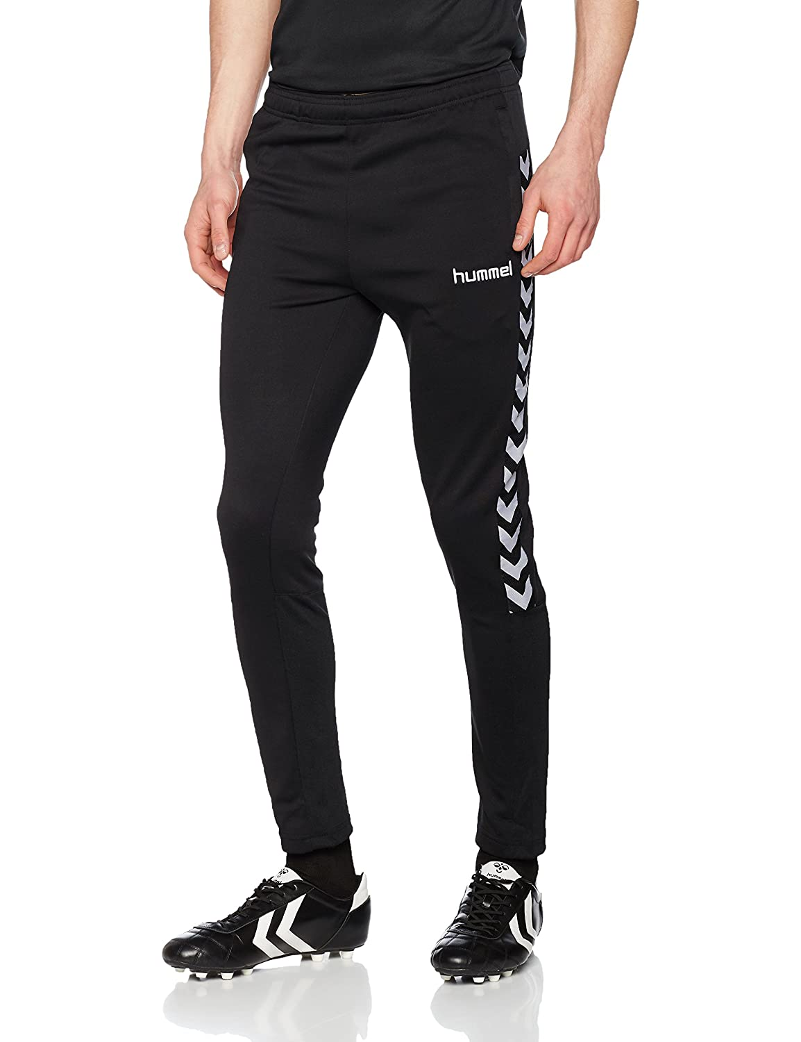 4a13671c47f Hummel men's authentic charge football trousers, Men, Auth Charge Football  Pants: Amazon.co.uk: Sports & Outdoors