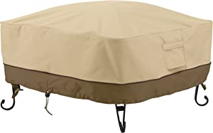 Classic Accessories 55-491-011501-00 36-Inch Fire Pit Cover