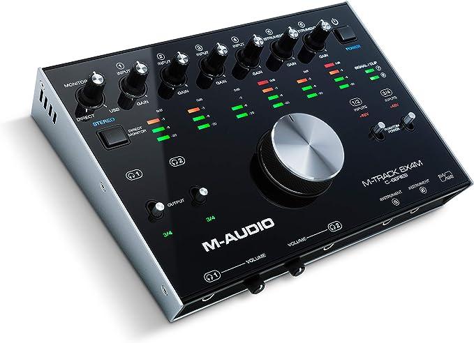 Amazon.com: M-Track 8x4M: Musical Instruments