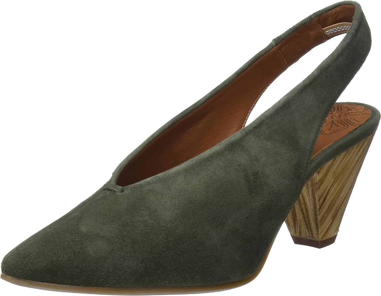 TALLA 38 EU. PEDRO MIRALLES 18250, Zapatos de tacón con Punta Cerrada para Mujer