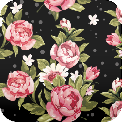 Amazon.com: Vintage Floral Wallpaper: Appstore For Android