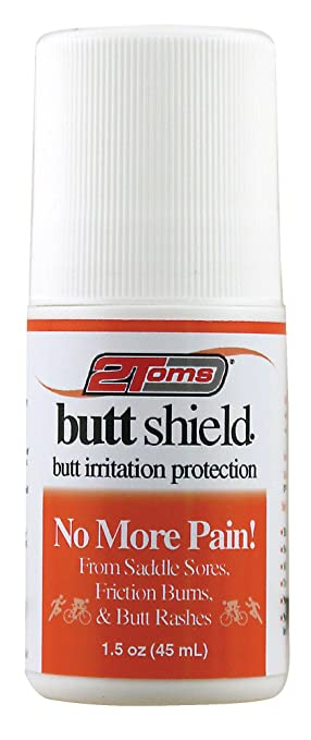 Amazon Com 2toms Buttshield Roll On Provides 24 Hour Protection