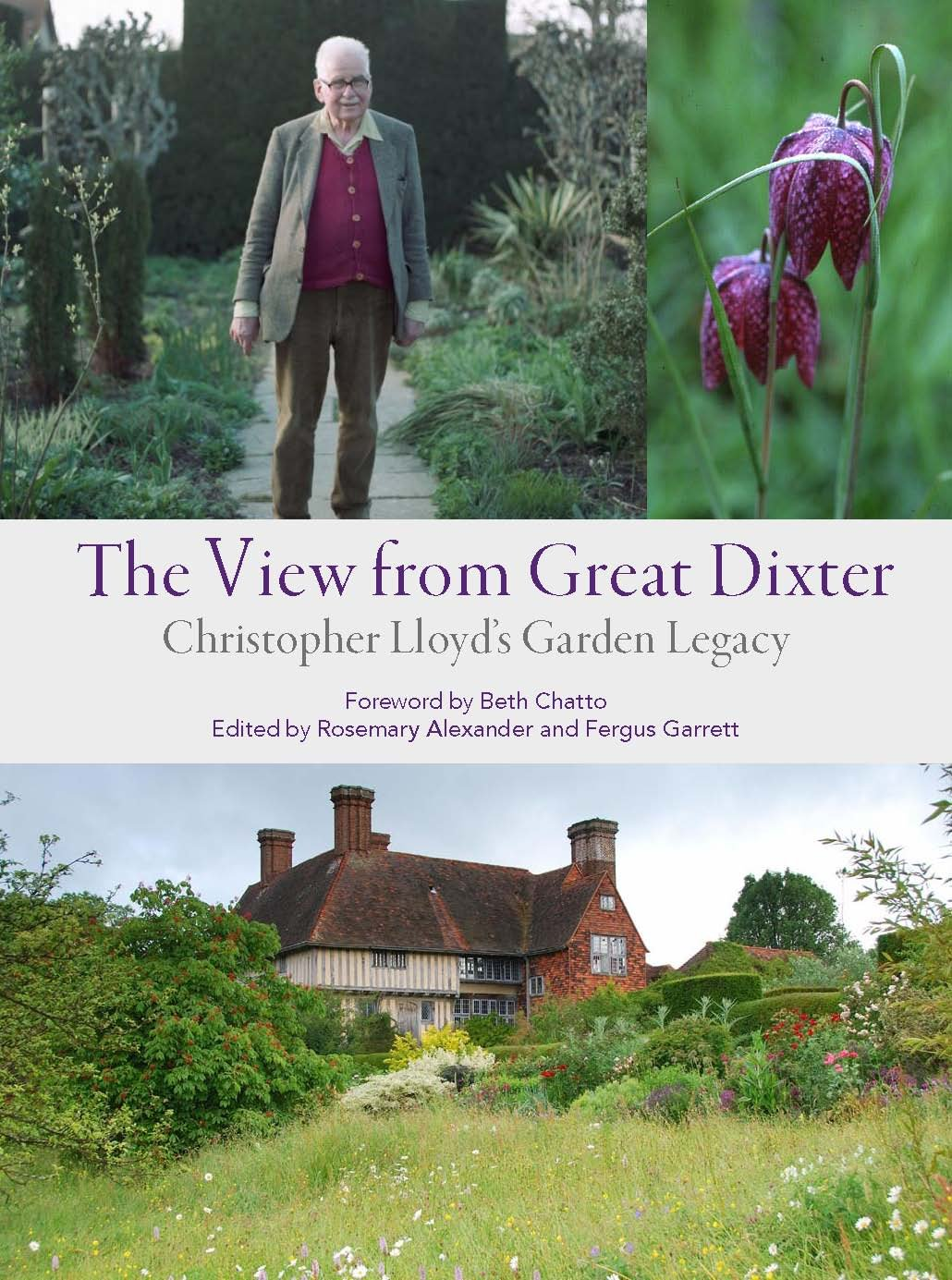 Download The View from Great Dixter: Christopher Lloyd's Garden Legacy pdf
