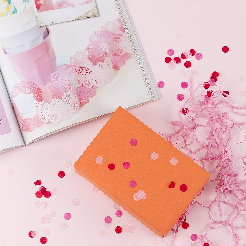 Dusche 76Cm X 305Cm Pro Rolle F/ür Hochzeit RUSPEPA Kraftpackpapier Set-4 Roll Mint, Blau, Pink, Gelb Geburtstag Congrats Und Weihnachtsgeschenke