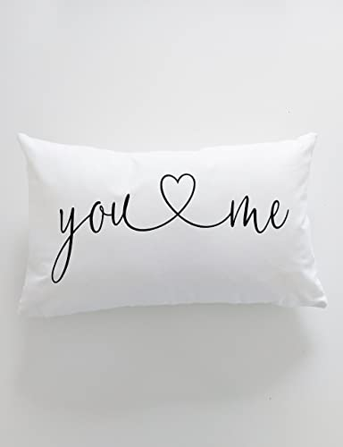 Amazon Com Throw Pillow You And Me Bedroom Decor Master Bedroom