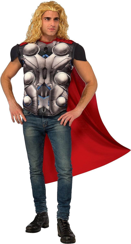 Kit disfraz de Thor para hombre: Amazon.es: Ropa y accesorios