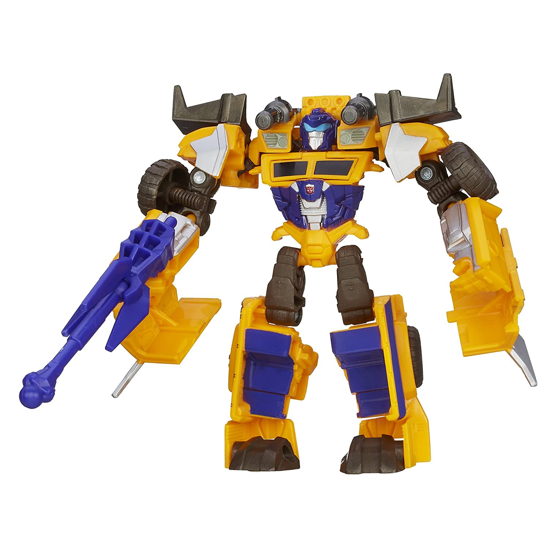 Transformers Prime Beast Hunters Commander Class Huffer Figure Hasbro A3394