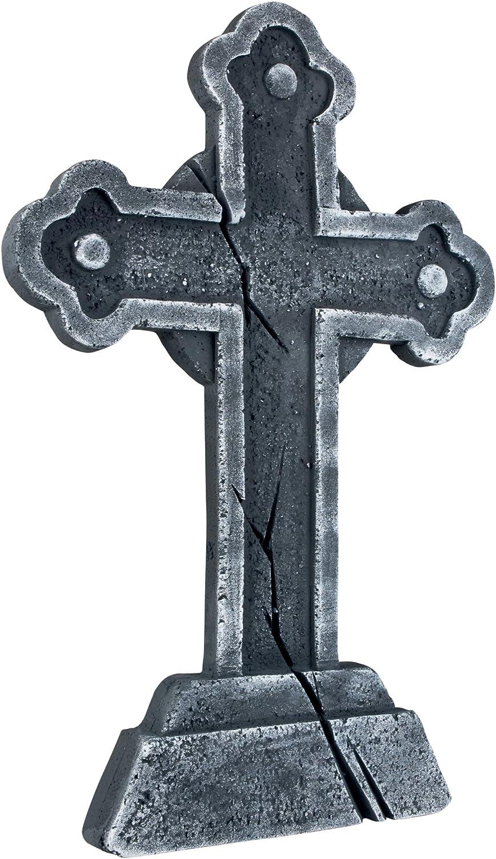 60/x 40/cm Env /Pierre tombale Croix Boland 74520/