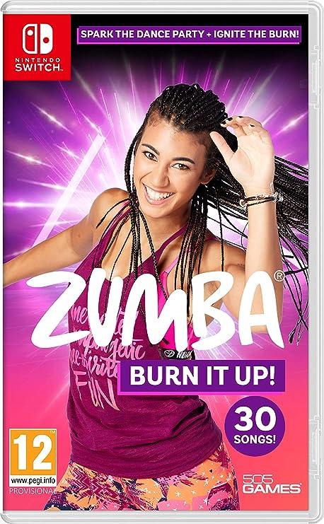 Zumba Burn it Up!: Amazon.es: Videojuegos