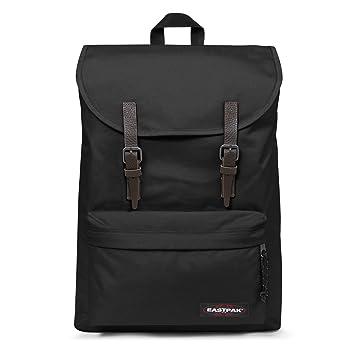3b13fa4c87dd Eastpak Men s London Backpack - Black Black