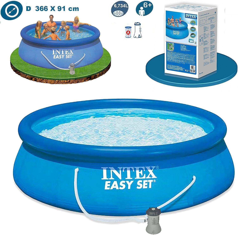Intex - Piscina para niños (28146): Amazon.es: Juguetes y juegos