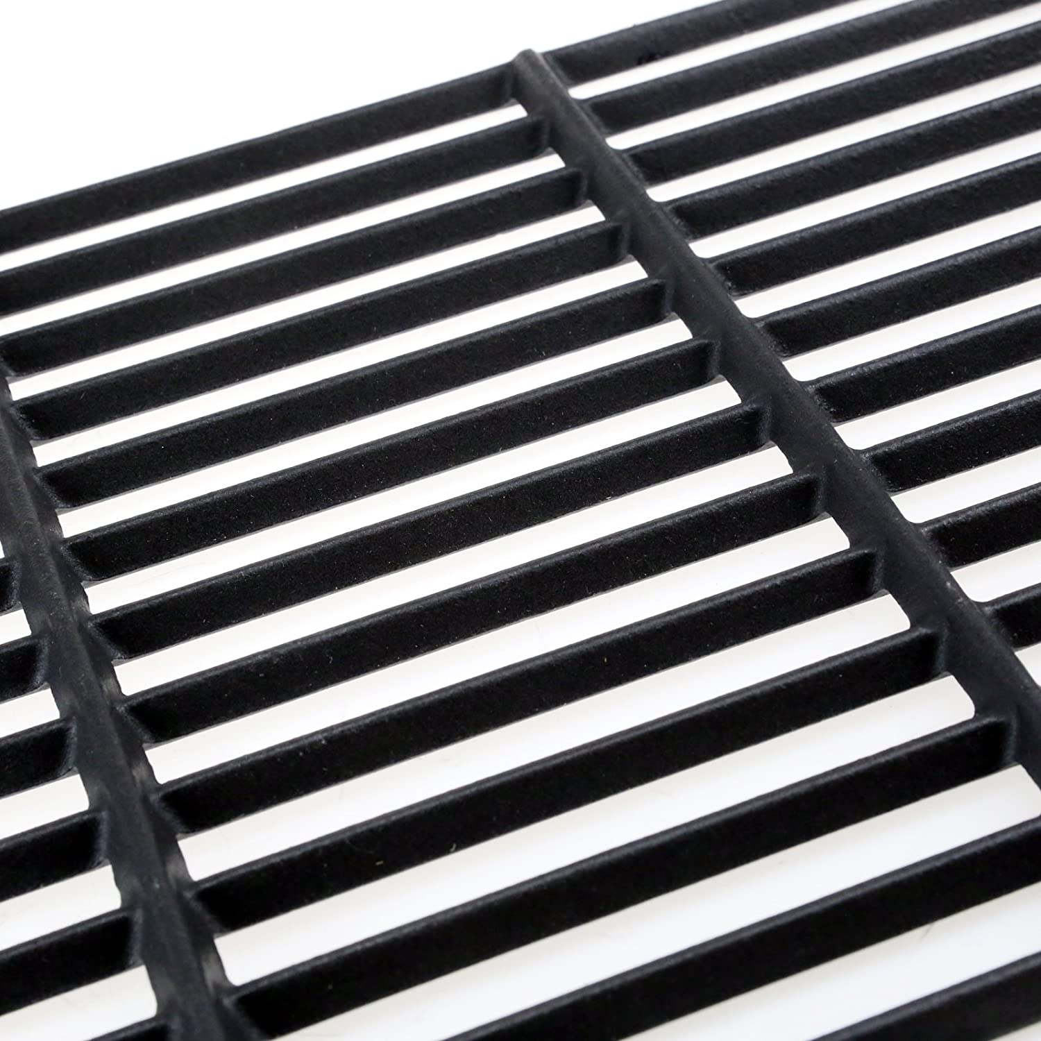 Uniflasy Cast Iron Grill Cooking Grid Grates Replacement