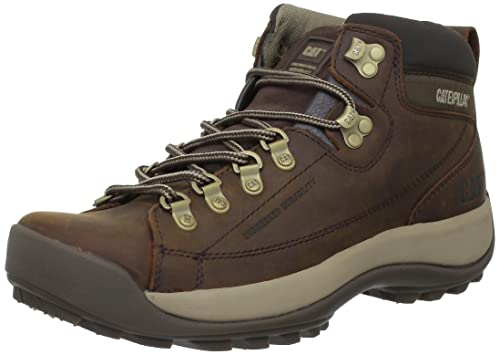 Cat Footwear ACTIVE ALASKA P715534 - Botas de cuero para hombre, marrón - Braun (MENS BROWN), 40: Amazon.es: Zapatos y complementos