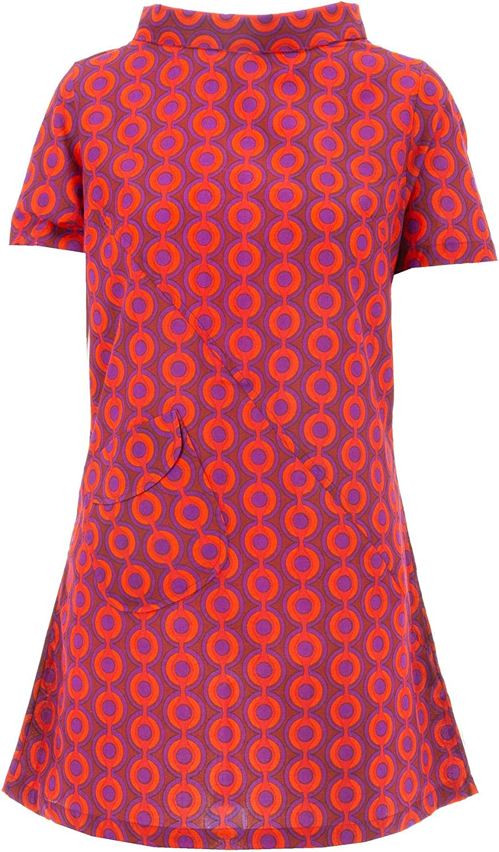60s Costumes: Hippie, Go Go Dancer, Flower Child, Mod Style Ministry of Colour Sixties Shift Dress £29.90 AT vintagedancer.com